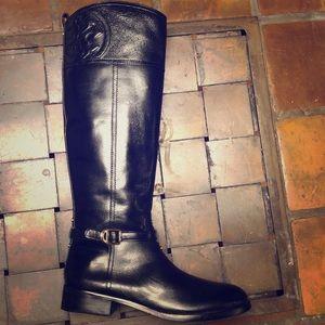 Tory Burch Marlene riding boots